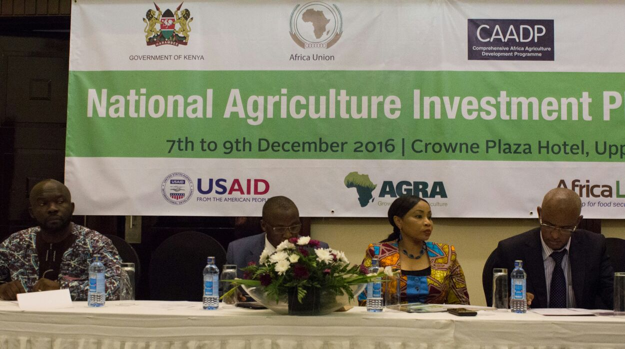Kenya Renews Push to Boost Investments in Agriculture | KAAA